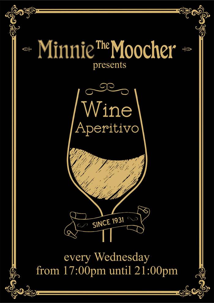 Wine Aperitivo Event   Minnie The Moocher